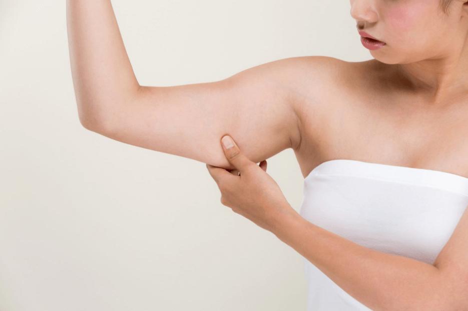 Comment perdre la graisse des bras rapidement photo