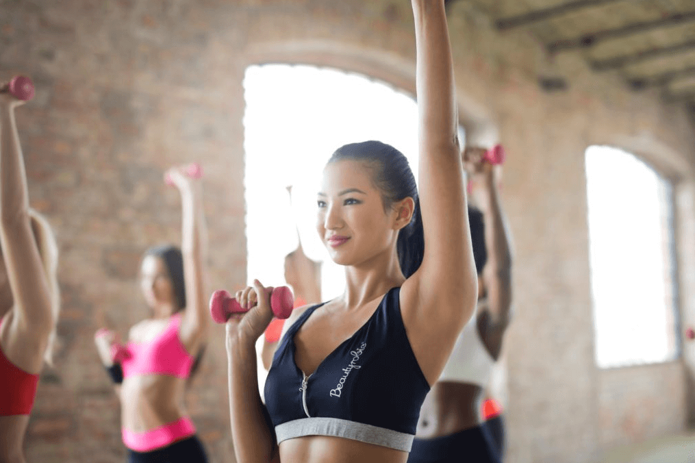 Comment se muscler les bras rapidement pour une femme photo