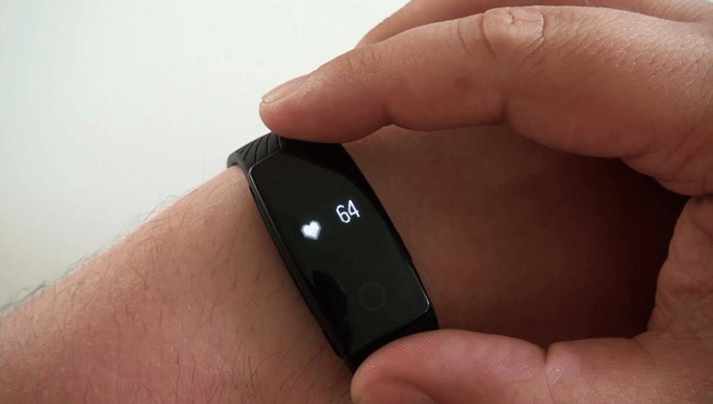 Comment régler un bracelet connecte photo