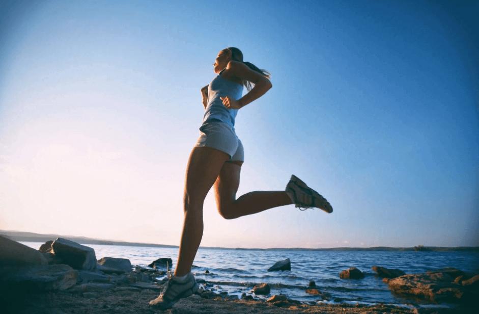 comment courir vite photo