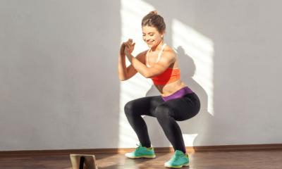 Comment faire des squats à la maison photo