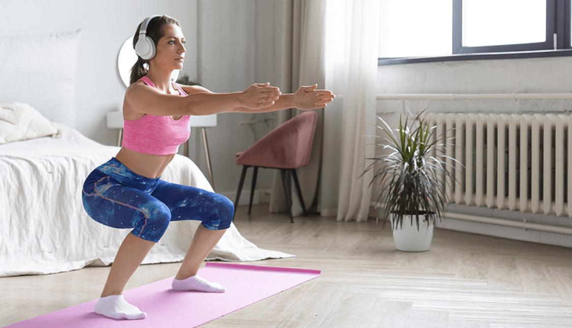 Comment faire des squats photo