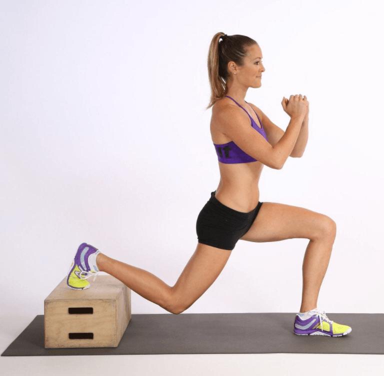Comment faire des squats débutant photo
