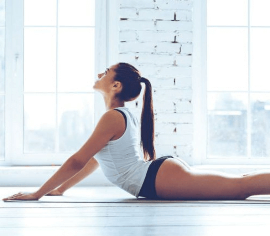 Comment travailler le dos à la maison photo