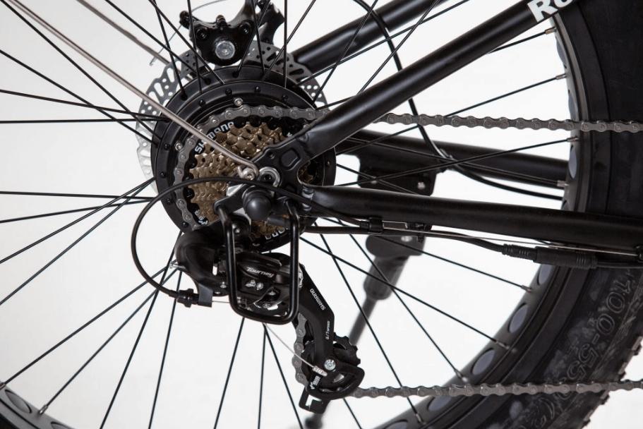 Comment marchent les vitesses d'un vélo photo