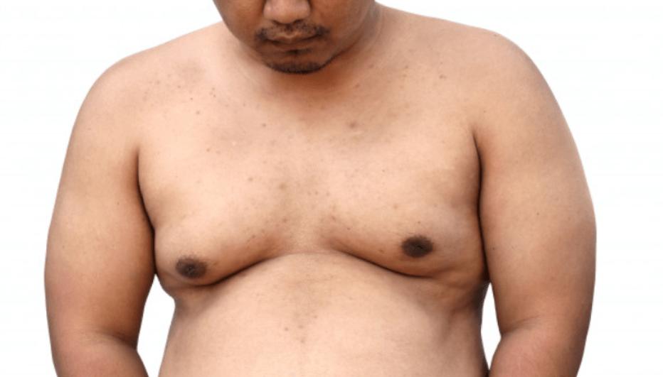 comment perdre de la poitrine homme photo
