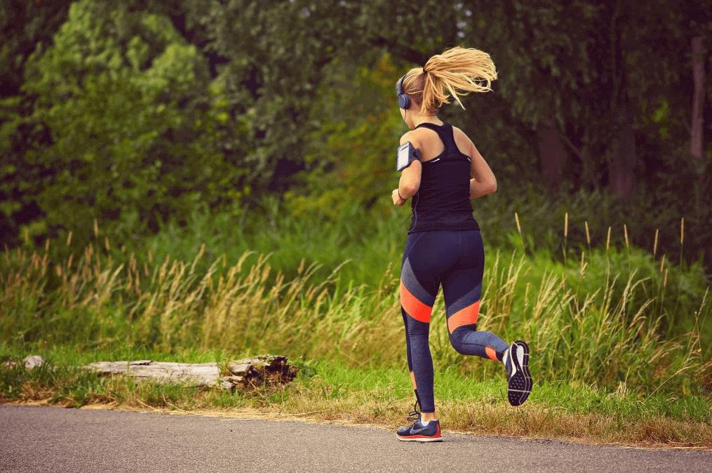 Comment faire pour courir sans être essoufflé photo