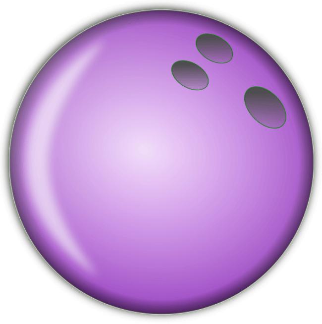 Comment choisir le poids d'une boule de bowling photo