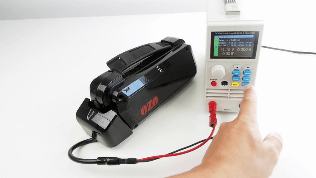 Comment tester une batterie au lithium photo