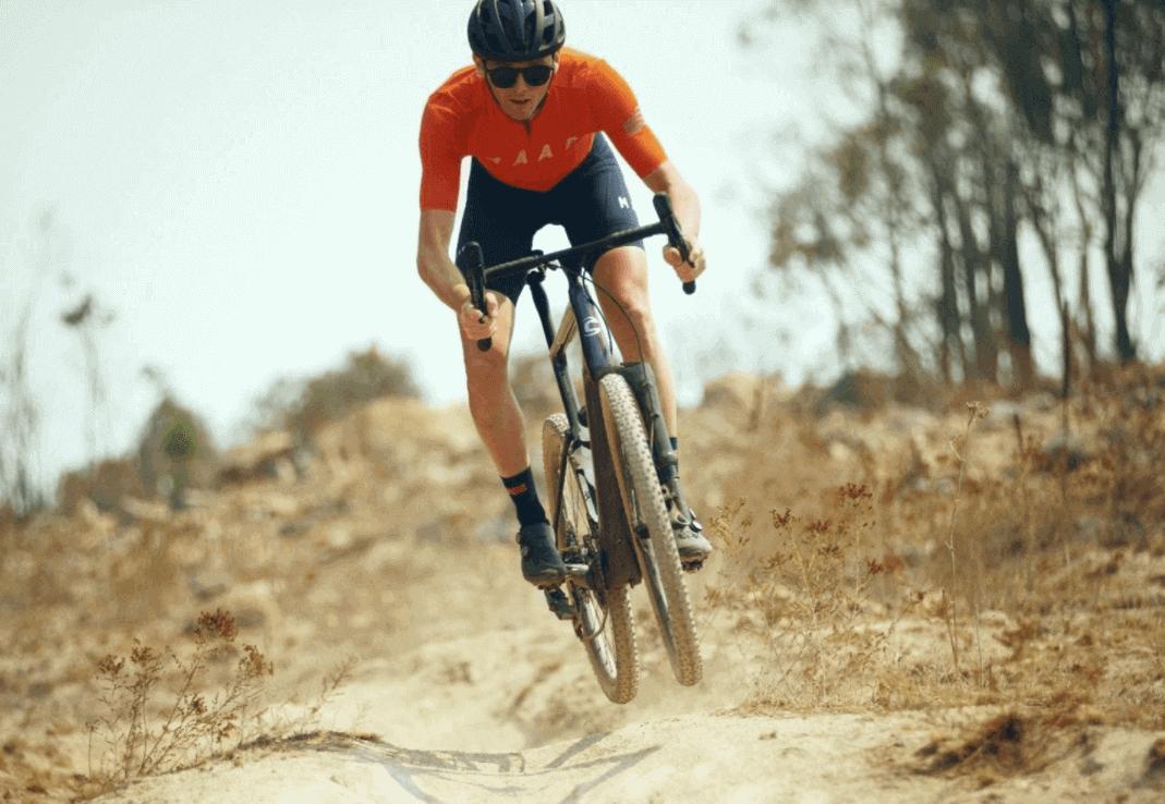 Bike gravel photo