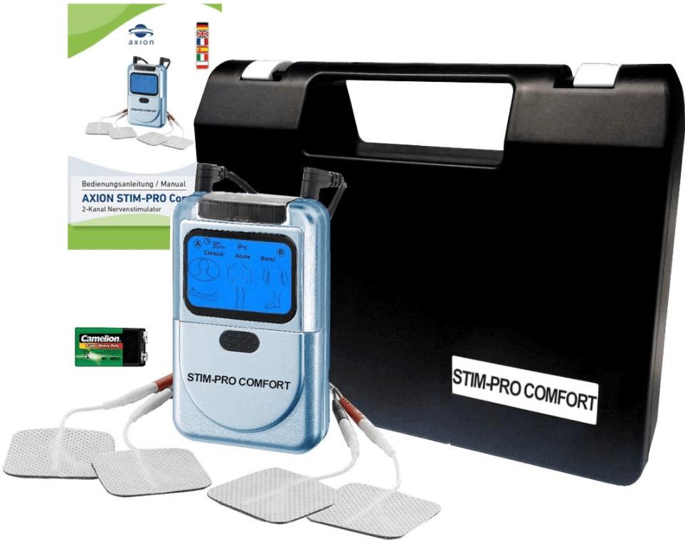 Comparatif electrostimulateur photo