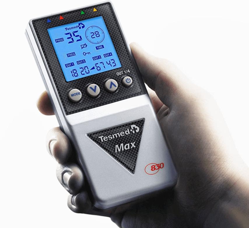 Test electrostimulateur photo