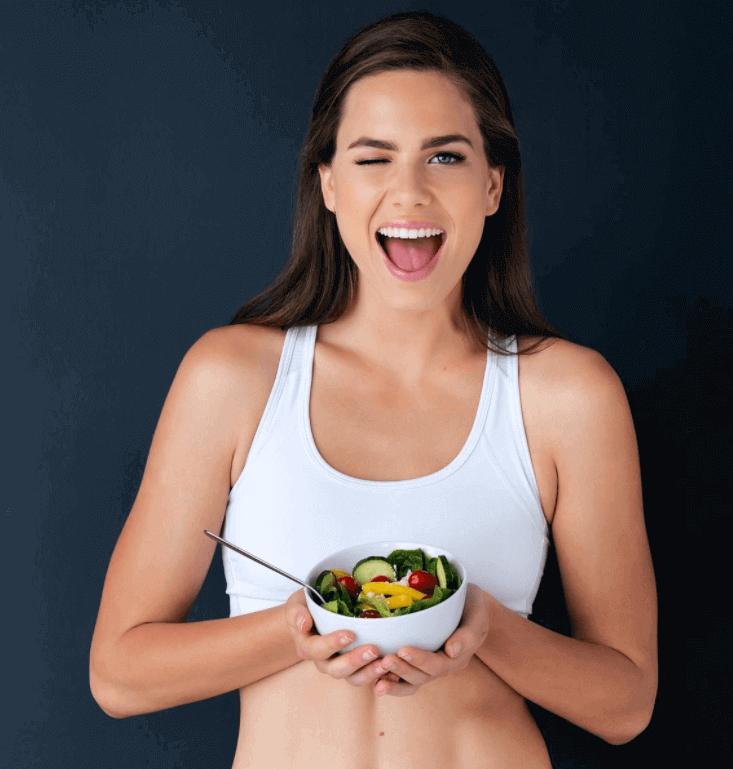 Quand faire du sport avant ou après manger photo