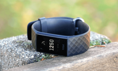 Fitbit charge 3 test photo