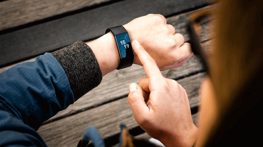 Test fitbit charge 3 photo
