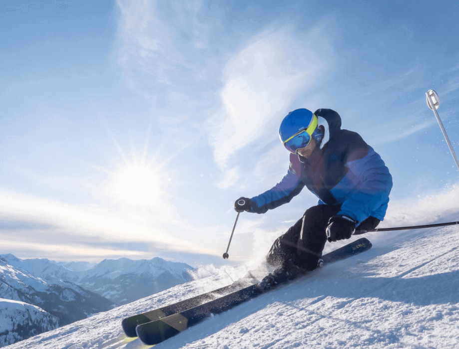 Skis photo