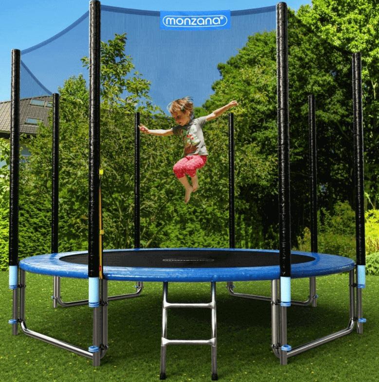 Sport trampoline photo