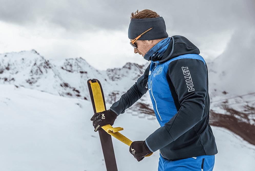 Veste ski photo