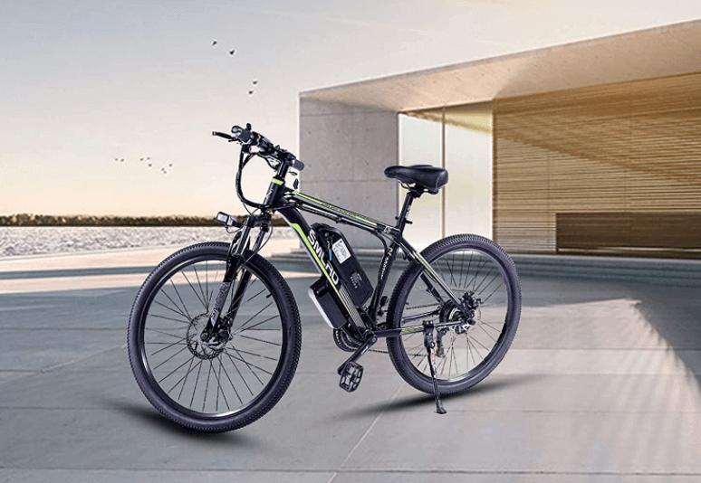 Vélo électrique photo