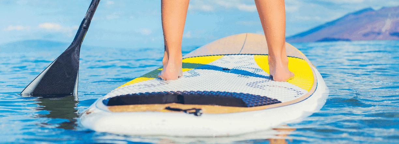 Comment choisir un paddle gonflable photo