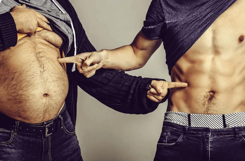 comment perdre du ventre homme en 1 semaine photo