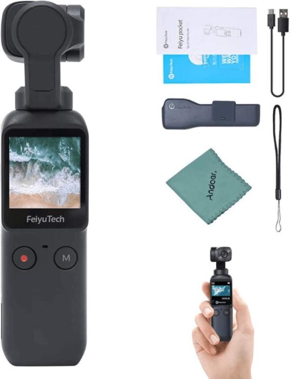 stabilisateur camera sport photo