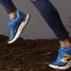 chaussure de trail homme photo