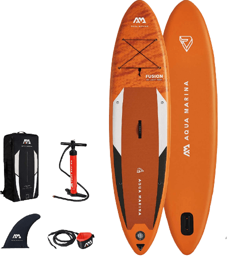 Comparatif paddle gonflable photo