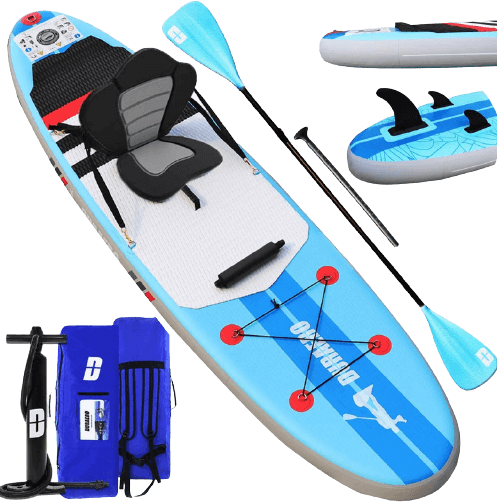 Achat paddle gonflable photo